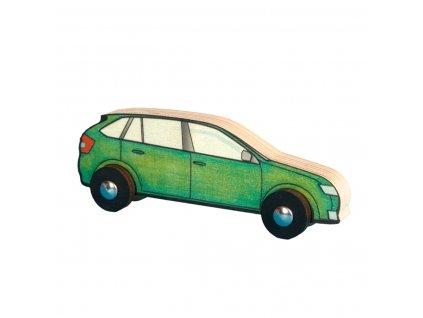 63298 autíčko dřevěná hračka pro děti