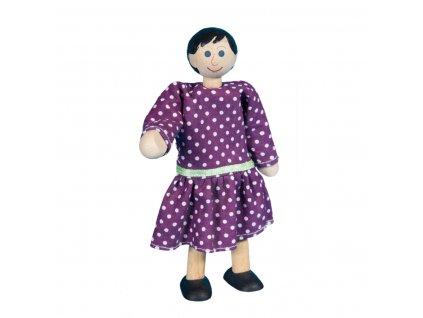 63306 mamink ohebná postavička ze dřeva hračka pro děti