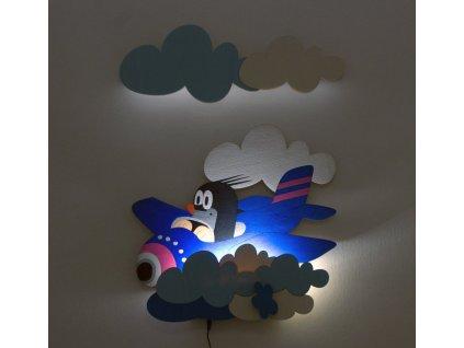 74017 lampicka led krtek letadlo (3)