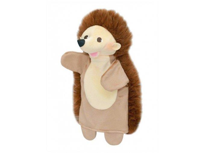 Maňásek - Ježek - hračka z textilu