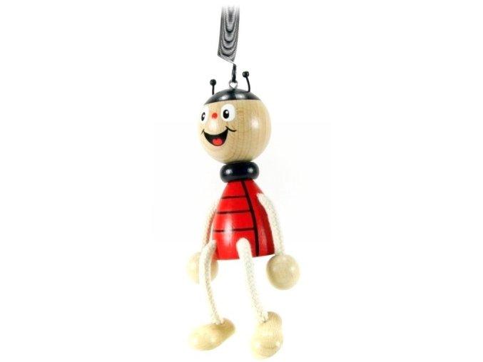 40222 (3) figurka na pruzine beruska pro deti