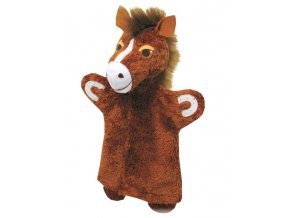 Maňásek - Koník - hračka z textilu