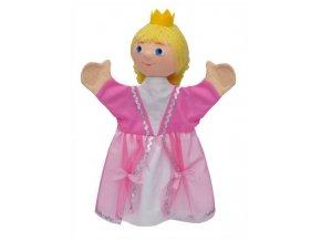 Maňásek - Princezna Julie - hračka z textilu