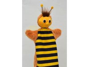 71340 textilní kornout včelka (1)