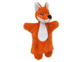 71350 textilní maňásek liška