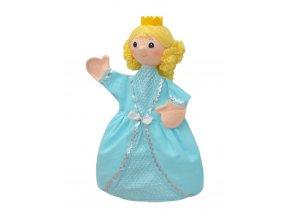 71352 textilní maňásek princezna