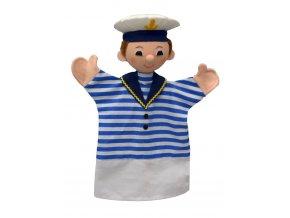 71358 textilní maňásek námořník (1)