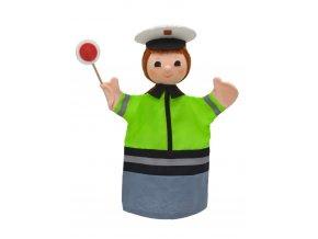 71359 textilní maňásek policistka (2)