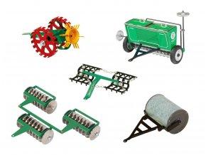 stroje na pole pro děti