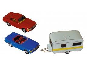 model setu autíček pro děti