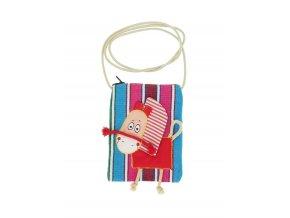Dětská textilní taška - koník