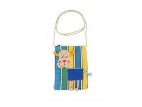 Dětská textilní taška - pejsek