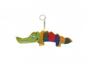 klíčenka krokodýl pro děti