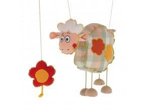 velká marioneta pro děti ovce