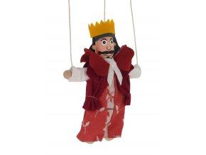 loutka pro děti král