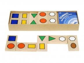 66051 dřevěné domino pro děti geometrické tvary (2)