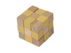 66026 hlavolam ze dřeva