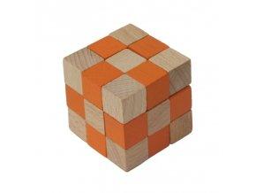 66028 hlavolam pro děti dřevěný