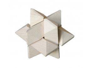 66038 dřevěný hlavolam hvězda 2 (2)