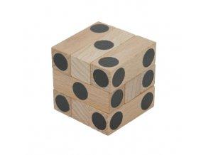 66036 hlavolam dřevěný cube (2)