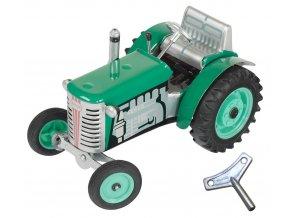 model traktor zetor na klíček hračka pro děti i dospělé