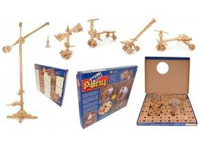 73001 dětská dřevěná stavebnice motorika myšlení (3)
