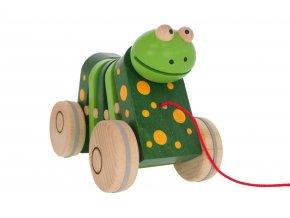 68105 tahcí hračka ze dřeva žabák (1)