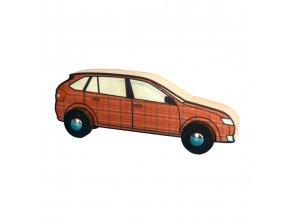 63299 autíčko dřevěná hračka pro děti