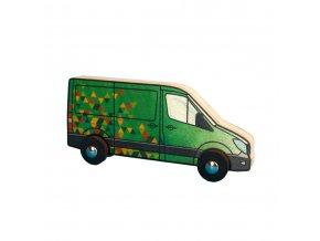 63303 autíčko dřevěná hračka pro děti