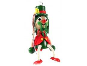50246 (1) figurka na pruzine ze dreva hastrman pro deti