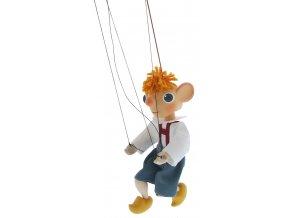 65001 marioneta hurvínek divadlo S+H (2)