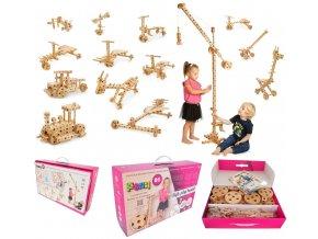 73002 stavebnice ze dřeva pro děti a tatínky (1)