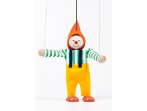 trpaslik smudla marioneta