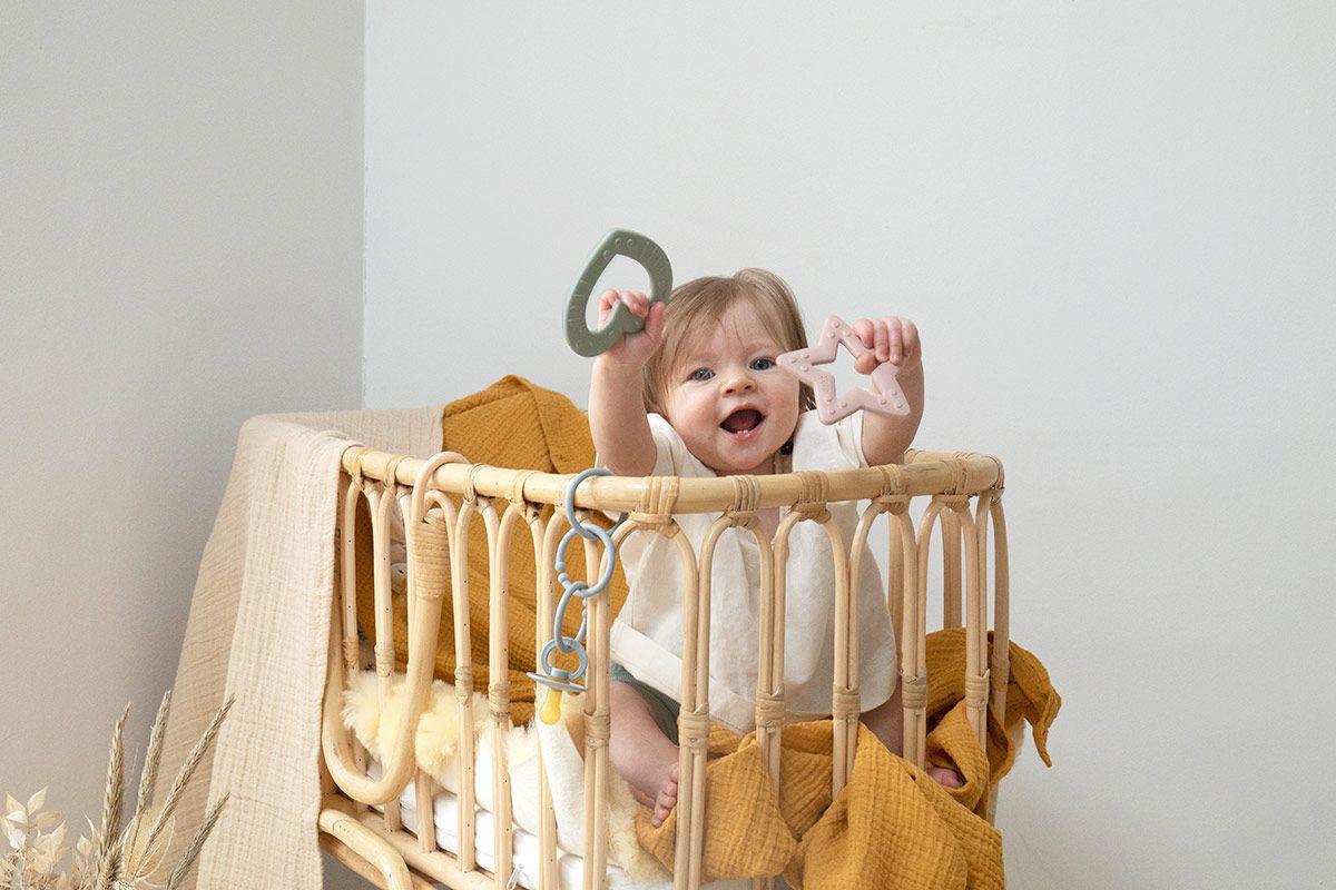BIBS Baby Bitie kousátka
