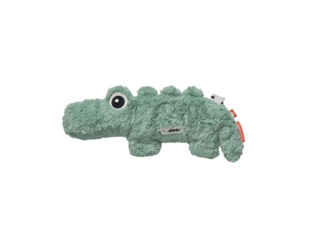 Mazlivá hračka Croco malá - zelená