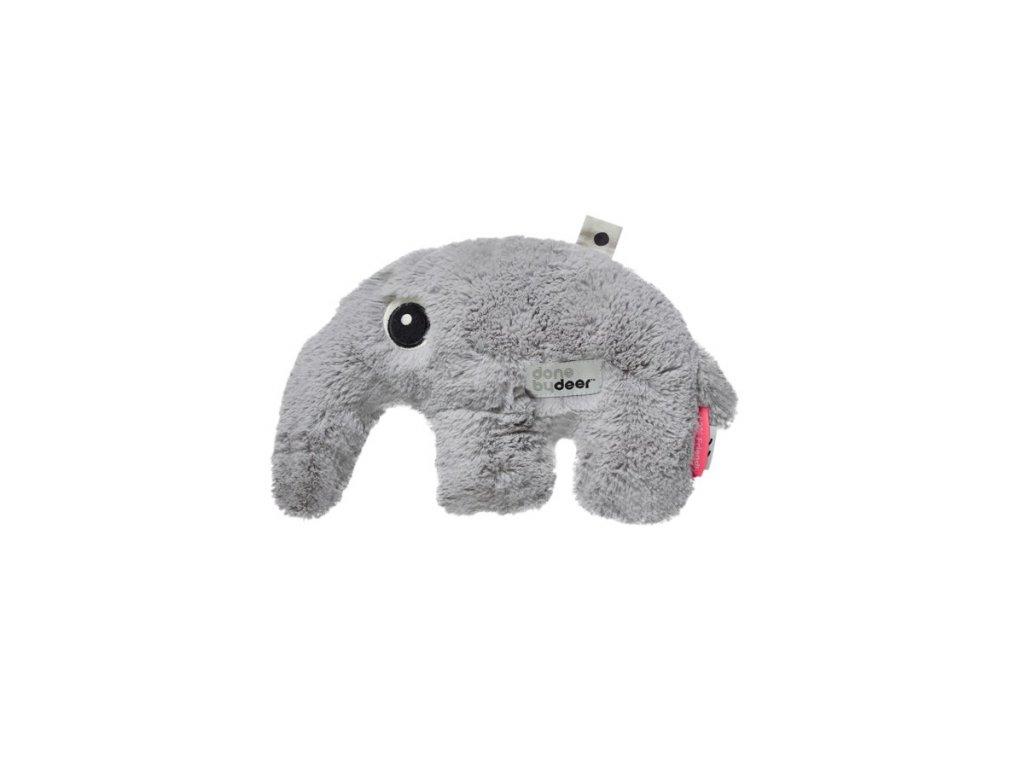 Mazlivá hračka Antee malá - šedá