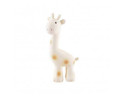 Tikiri Safari kousátko a chrastítko Žirafa