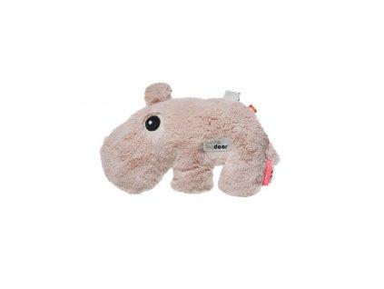 Mazlivá hračka Ozzo malá - růžová