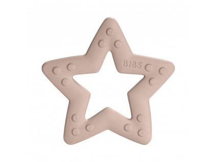 BIBS Baby Bitie kousátko Star Blush