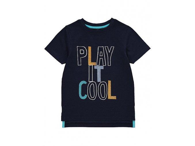 "CHLAPECKÉ TRIČKO ""PLAY IT COOL"""
