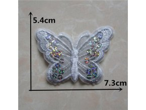 Mixed butterfly Patches Handmade Iron On Embroidered Applique DIY Garment Ornaments Fabric Badge Accessories C5470 C5491.jpg 640x640 (12)