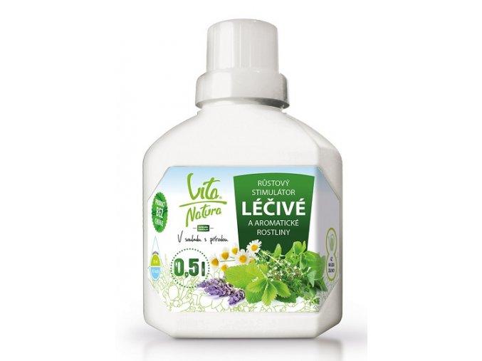 Stimulator rustu pro lecive a aromaticke rostliny