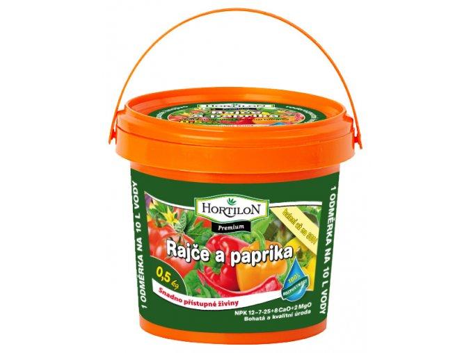 hortilon hnojivo paradajka a paprika 05 kg 529
