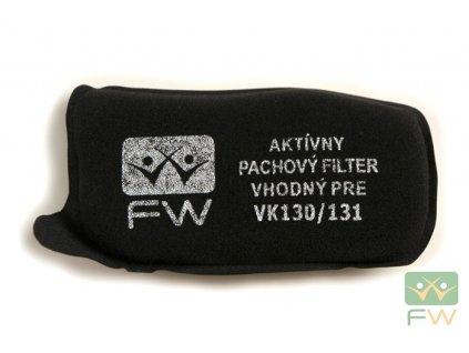 Aktívny pachový filter 130/131