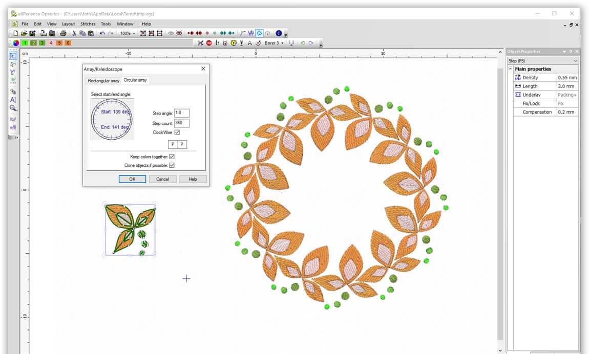 circular_arrayXP