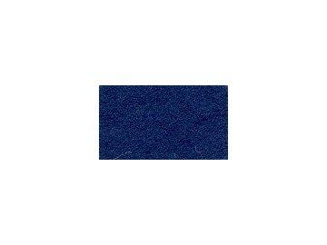 FILC pro vyšívání nášivek a aplikací, š. 112cm, tloušťka cca 1mm, barva č. 235 modrá