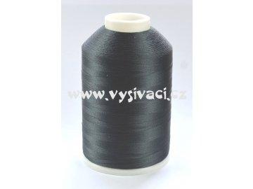 vyšívací nitě šedá ROYAL C199 návin 5000m viskóza