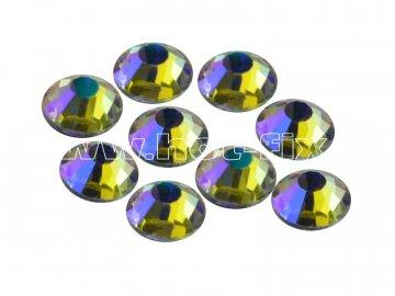 CBEP 1317 Blue crystal velikost SS20 hot fix kameny na textil celobroušené Premium Extra