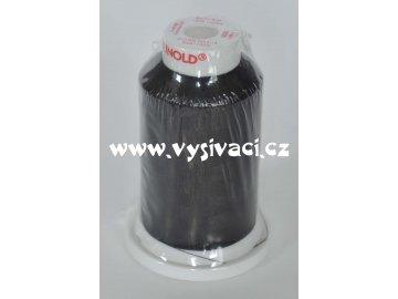 Vyšívací nit GUNOLD SULKY 1005 černá