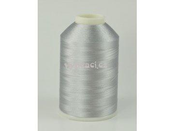 vyšívací nitě šedá ROYAL C331 návin 5000m viskóza